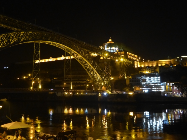 Serra do Pilar Monastery, Dom Luis I Bridge, Porto, Portugal