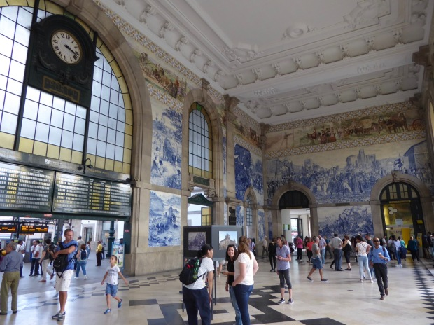 Porto Train Station, Portugal