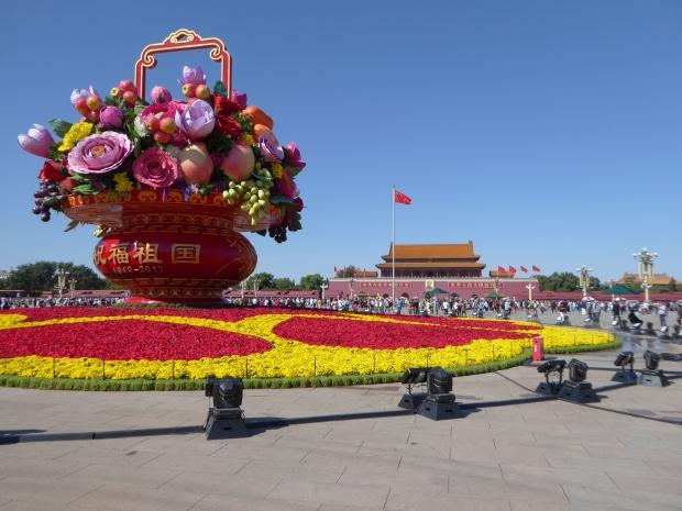 Tiananmen Square, Beijing, China