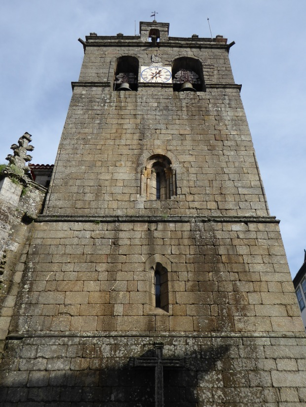 Lamego Cathedral, Lamego, Portugal.