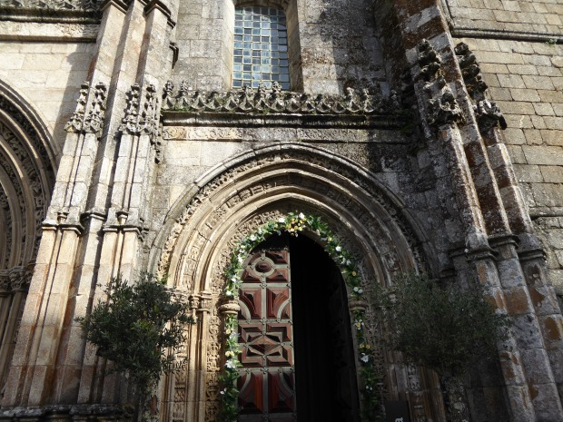 Lamego Cathedral, Lamego, Portugal