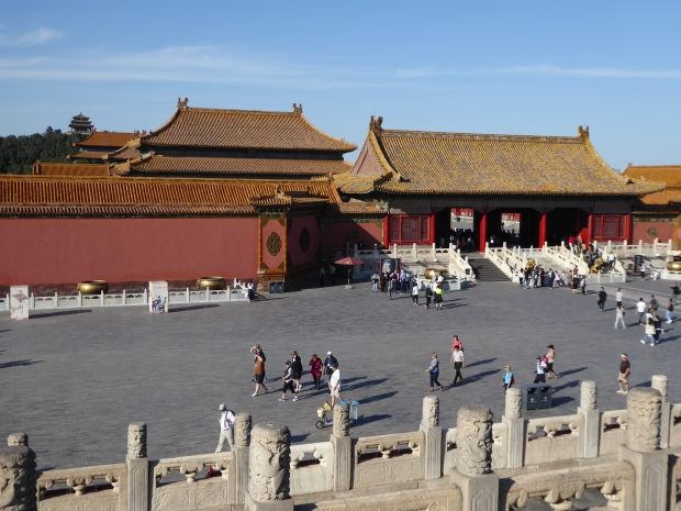 The Gate of Heavenly Purity, Forbidden City, Beijing, China