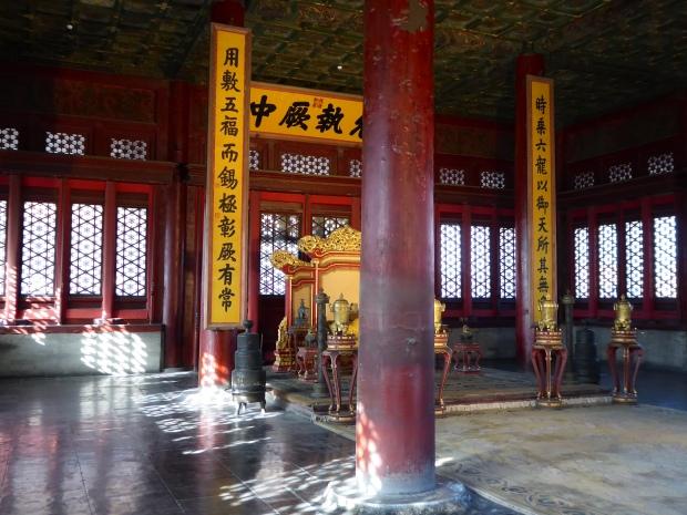 Hall of Central Harmony, Forbidden City, Beijing, China