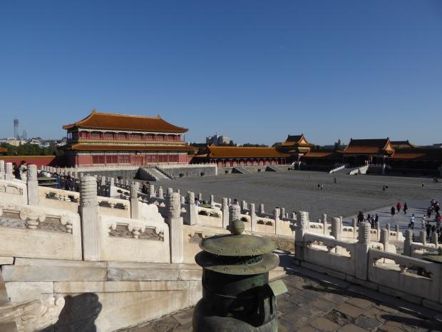 Hall of Supreme Harmony, Forbidden City, Beijing, China