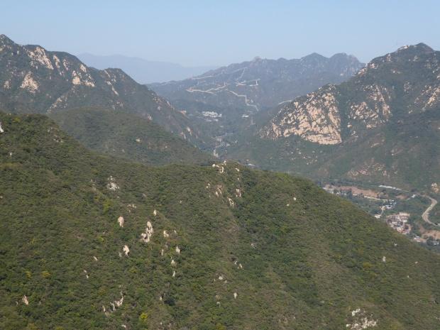 Juyongguan Pass, Great Wall, Beijing, China