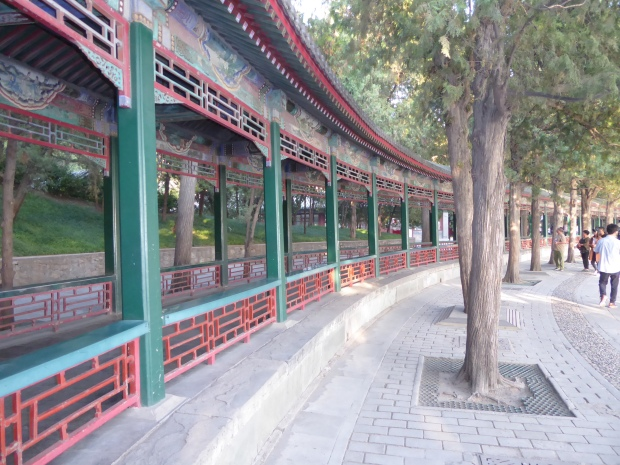 Long Corridor, Summer Palace, Beijing, China