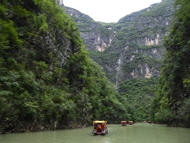 Wu Gorge, Yangtze River Cruise, China