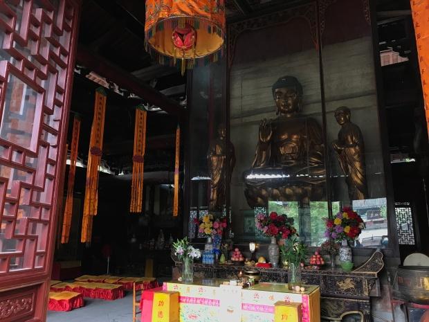 Baolun Temple, Ciqikou Old Town, Chongqing, China