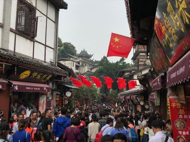 Ciqikou Old Town, Chongqing, China
