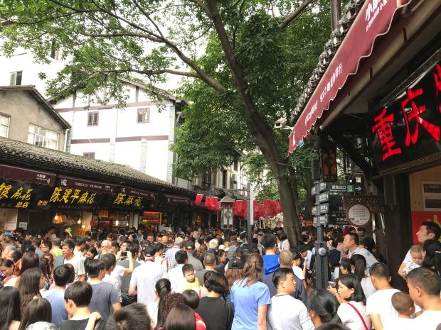 Old Ciqikou, Chongqing, China