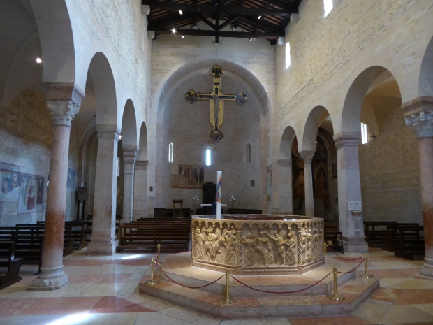 Verona Duomo San Giovanni, Italy
