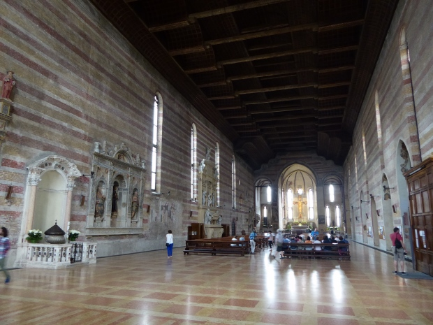 Church of the Eremitani, Padua, Italy