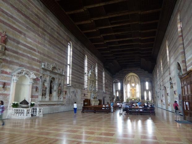 Church of the Eremitani, Padua, Italy