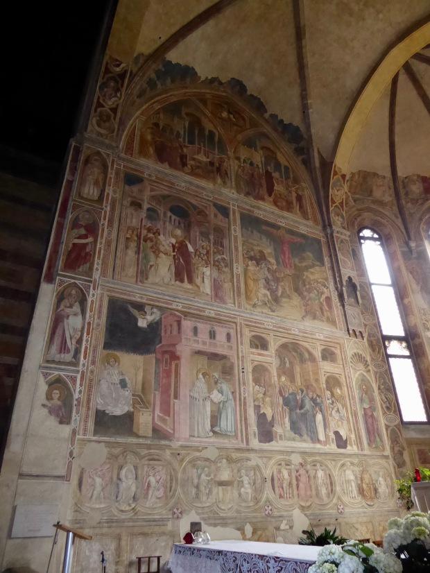 Padova Chiesa Eremitani 7