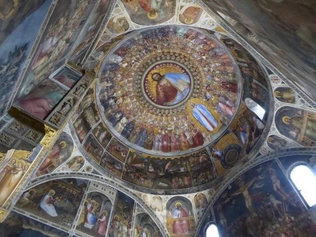 Padua Duomo Baptistery.