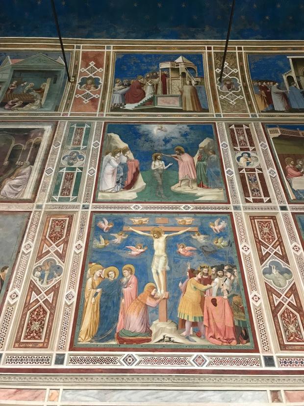 Scrovegni Chapel, Padova, Italy