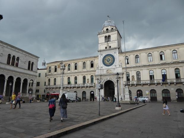 Plazzo del Capitanio, Padua, Italy