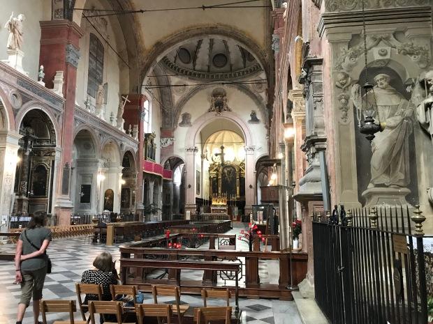 San Giacomo Maggiore Church, Bologna, Italy