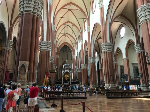 San Petronio Church, Bologna, Italy