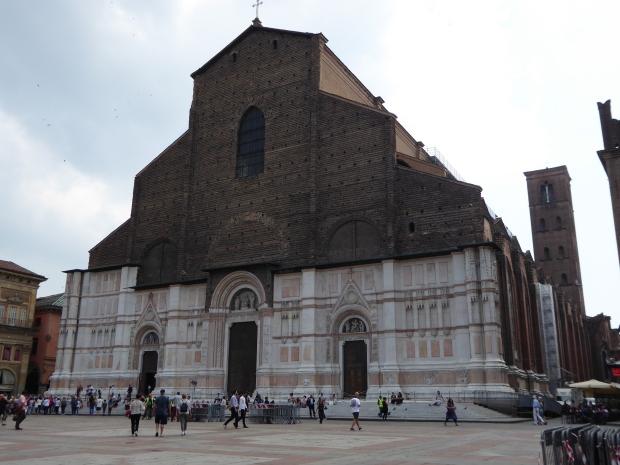 San Petronio, Bologna, Italy