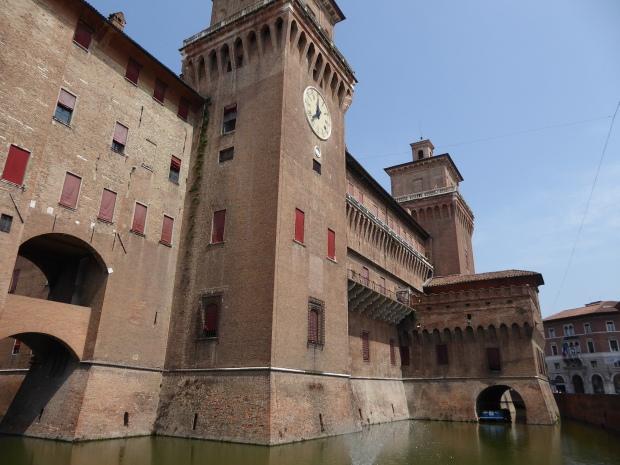 Estense Castle, Ferrara, Italy