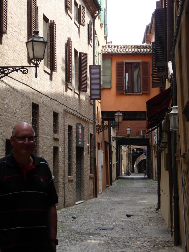Ferrara, Italy.