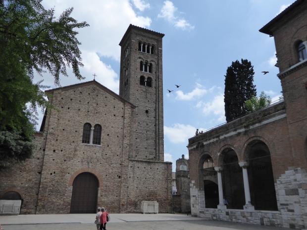 Basilica di San Francesco, Ravenna, Italy