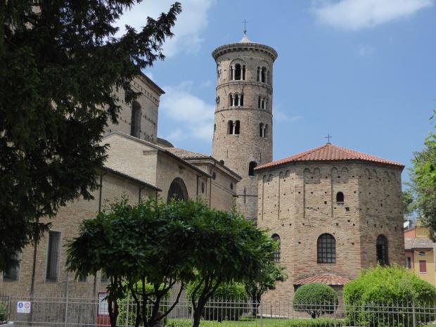 Neonian Baptistry, Ravenna, Italy