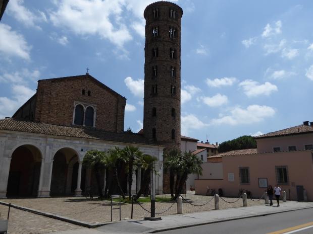 Sant' Apollinare Nuovo, Ravenna, Italy