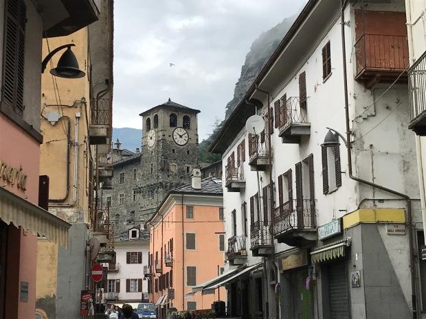 Verrès, Aosta Valley, Italy