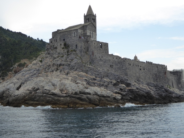 Church of Saint Peter, Porto Venere, Italy