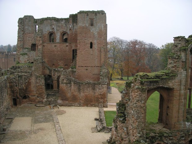 Kenilworth Castle, England