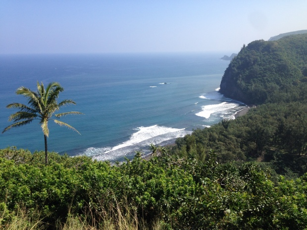 Pololu Valley Lookout, Hawaii