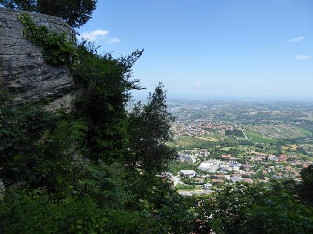 Saint Marinus Cave, San Marino, Italy