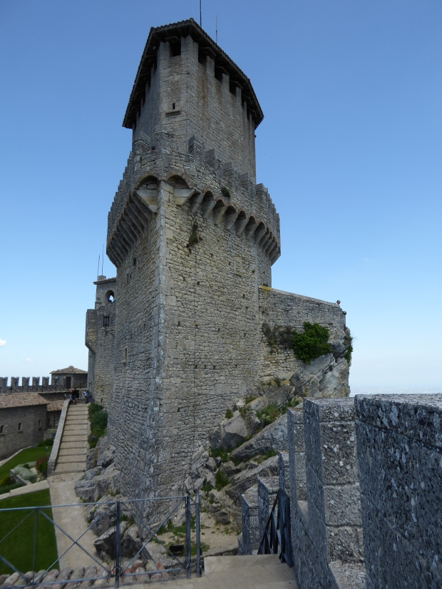 Guita Fortress, San Marino, Italy