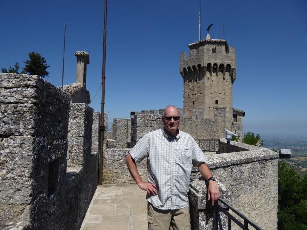 Guaita Fortress, San Marino, Italy