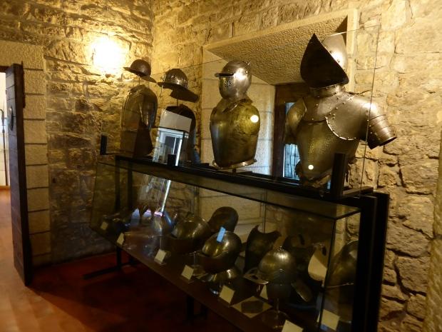 Guaita Fortress museum, San Marino, Italy