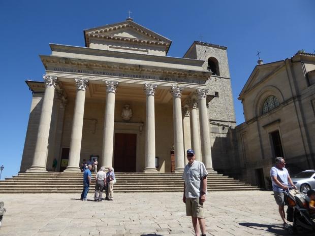 Basilica of Saint Marinus, San Marino, Italy