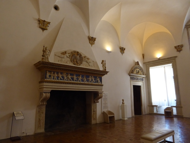 Angels' Room, Ducal Palace, Urbino, Italy