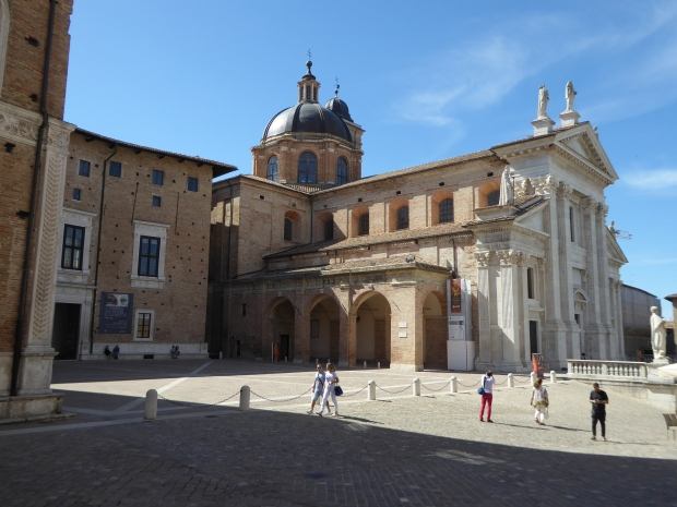 Urbino Duomo, Urbino, Italy