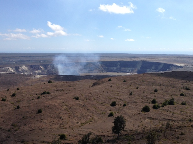 Kilauea Caldera, Hawaii Volcanoes National Park, Hawaii