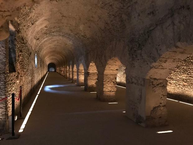 Cryptoporticus, Aosta, Italy