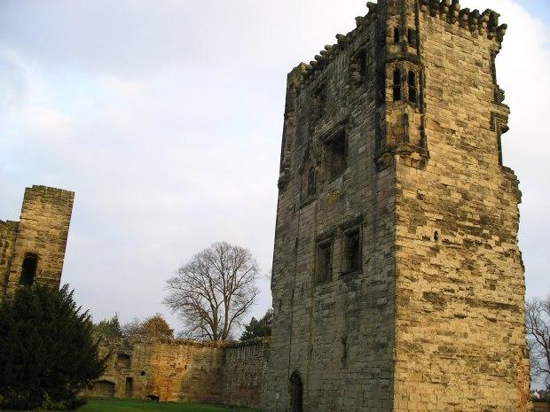 Ashby de la Zouch Castle, England