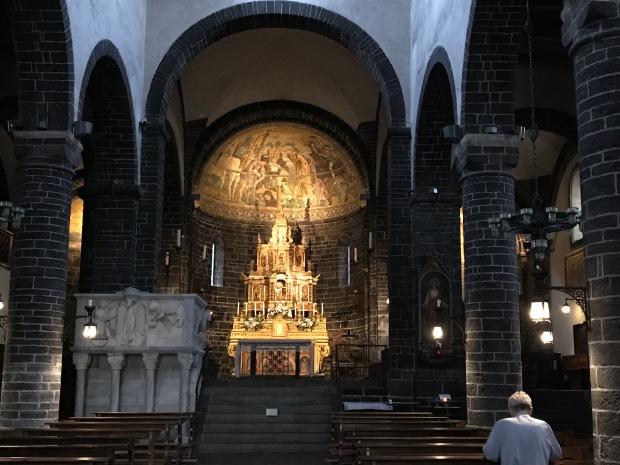 Chiesa di San Giacomo, Bellagio, Italy