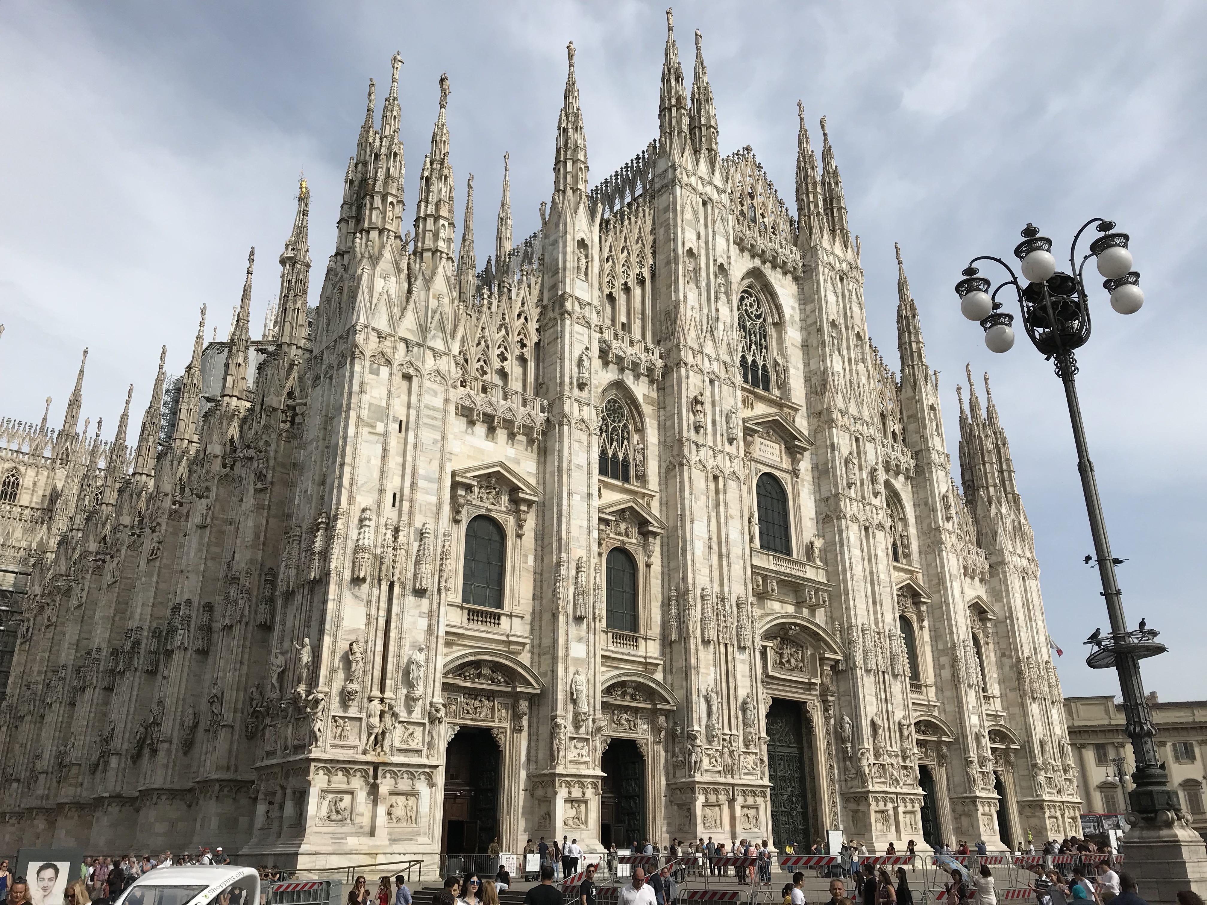 Milan Cathedral (Duomo)