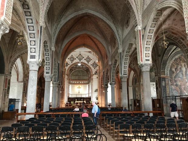 Santa Maria delle Grazie Convent, Milan, Italy
