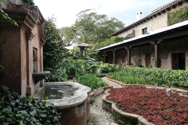 Casa Santo Domingo, Antigua, Guatemala