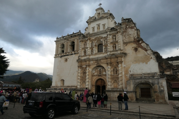 Church of San Francisco, Antigua, Guatemala