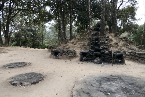 Iximche, Guatemala.