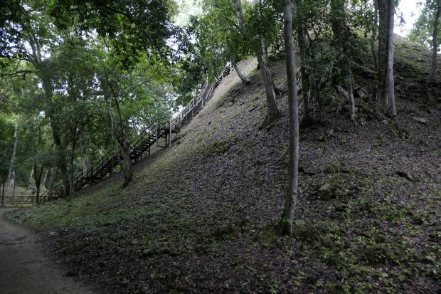 Yaxha Ruins Major Astronomy Complex, Guatemala